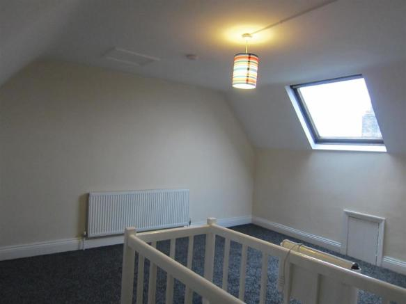 Attic Room Bedroom 2