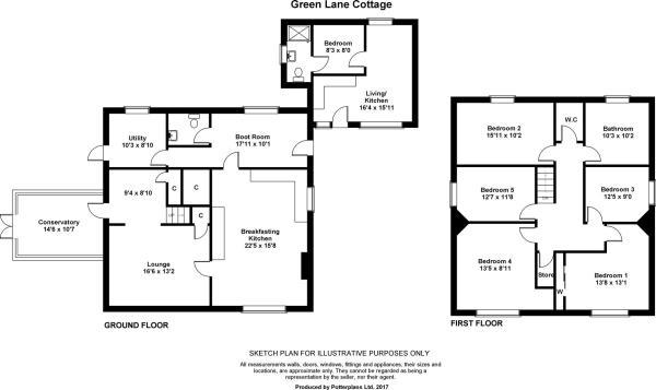 Green Lane Cottage Plan.jpg