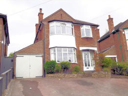 Photo of Canberra Crescent, West Bridgford