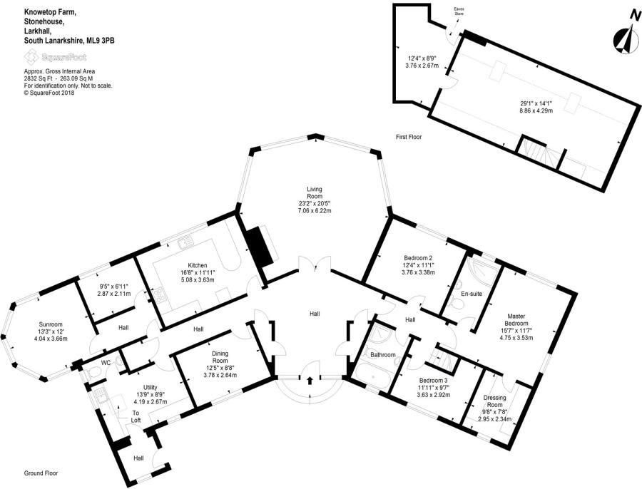 Schematic Of A Room