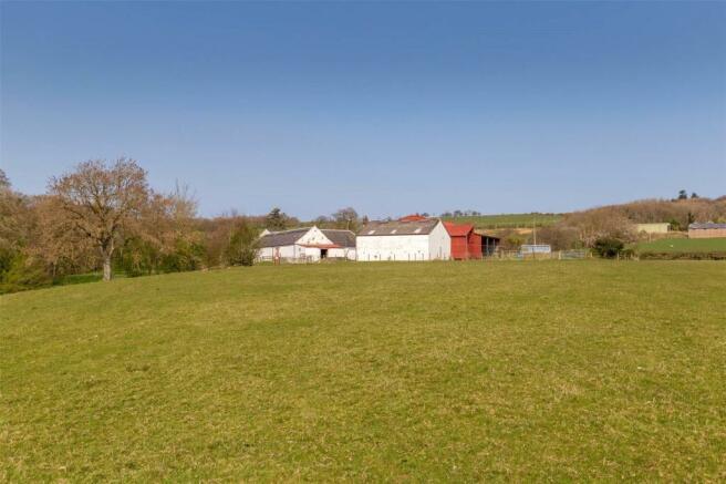 Low Pinmore Farm
