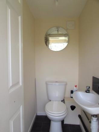 Outbuilding WC