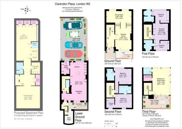 Floorplan: W2