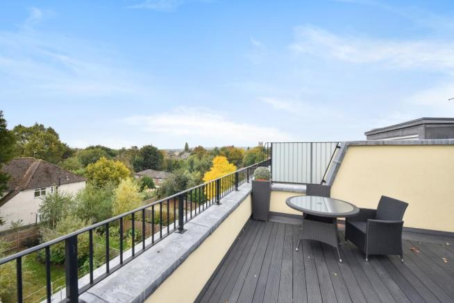 Master Roof Terrace