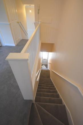 Staircase - Hallway