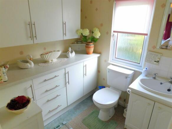 Former Bathroom