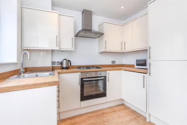 Kitchen With Integrated Units