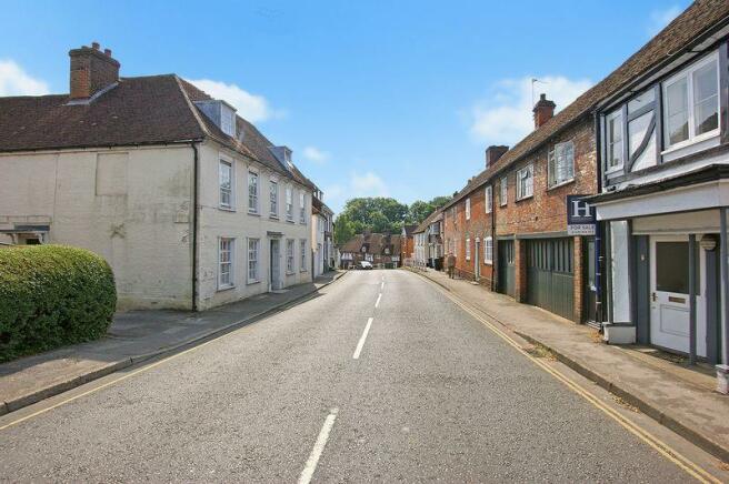 Nearby Wickham...