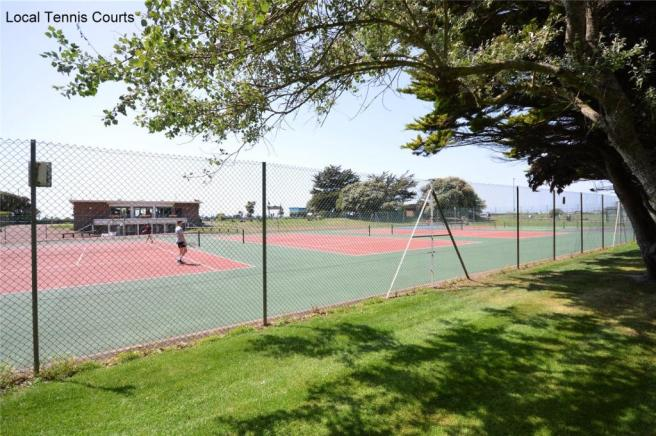 Local Tennis Courts