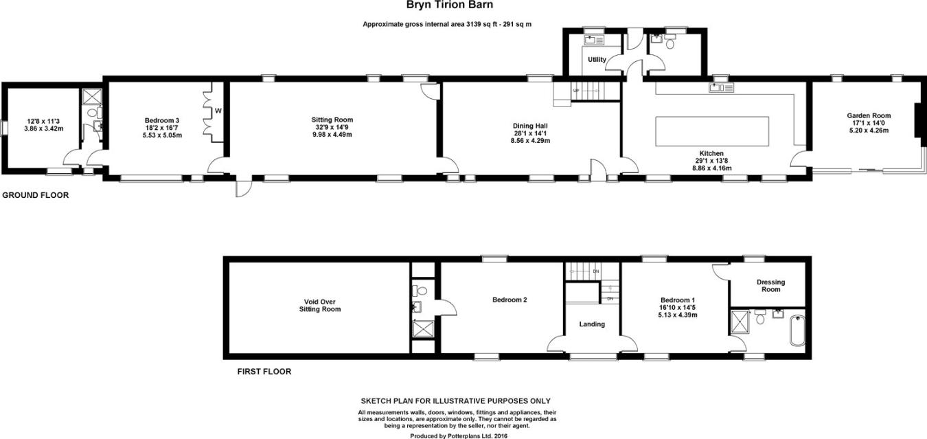 3 Bedroom Detached House For Sale In Llangynhafal Nr Ruthin Diagram Wiring 8 Pin 51 Denbighshire Ll15