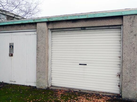 Lock-Up Garage