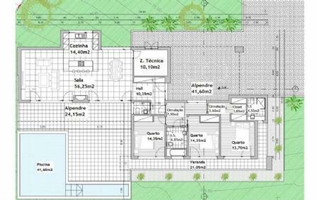 Image 5, 3 Bedroomed Villa : AV1671