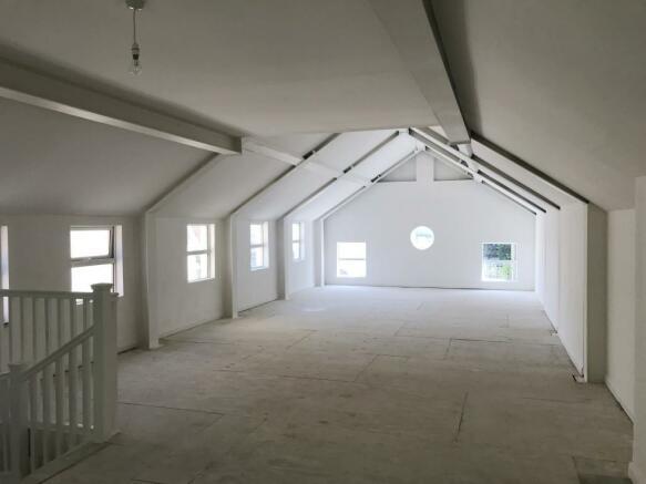 First Floor - Former Chapel.
