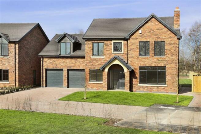 PLOT 6 - £595,000