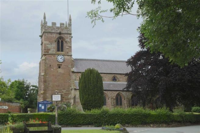 St. Chads Church