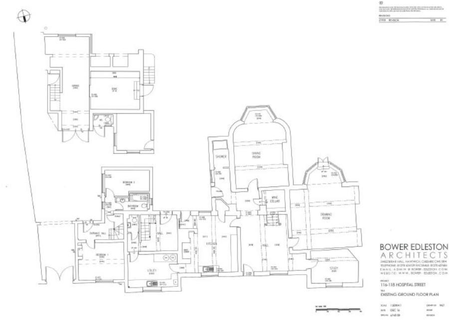 8 Bedroom Detached House For Sale In Hospital Street Nantwich