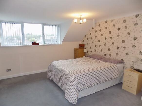 Dormer Bedroom