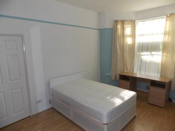 Bedroom One/Reception Room