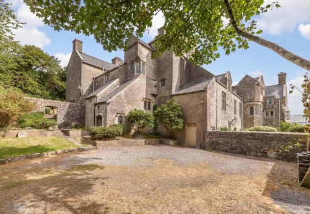 48 Bedroom Detached House For Sale In Llanmihangel Cowbridge Vale Best 12 Bedroom House