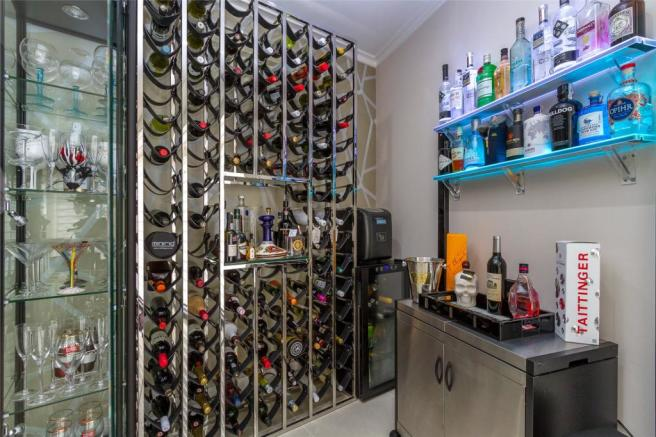Drinks Room