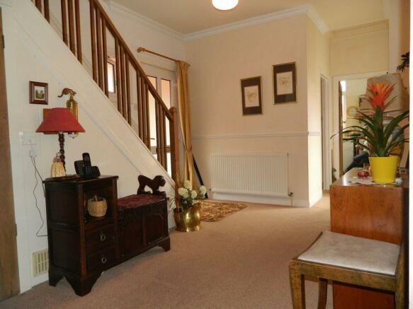 Hallway Aspect 2