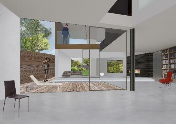 Proposed Living Room