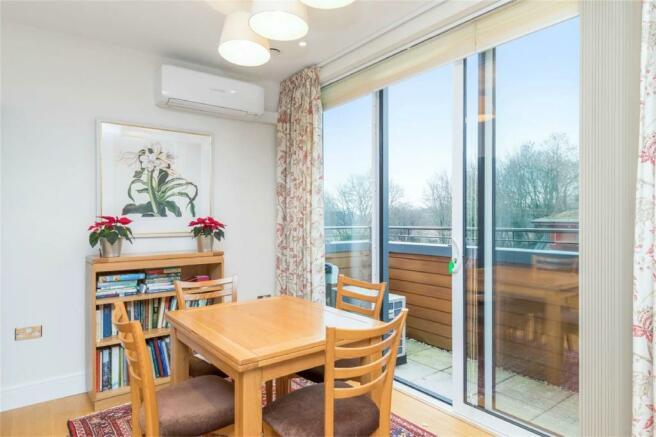 Dining Area & Balcony