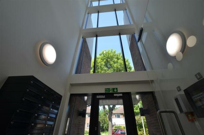 Atrium Entranceway