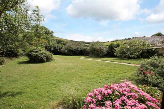 View Across Garden