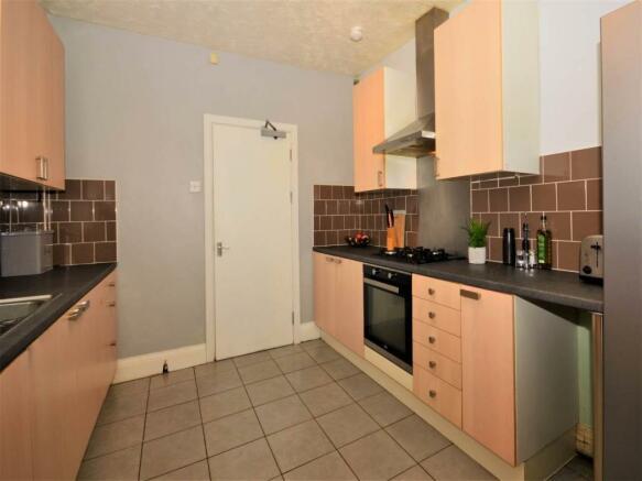 55 Garmoyle Kitchen