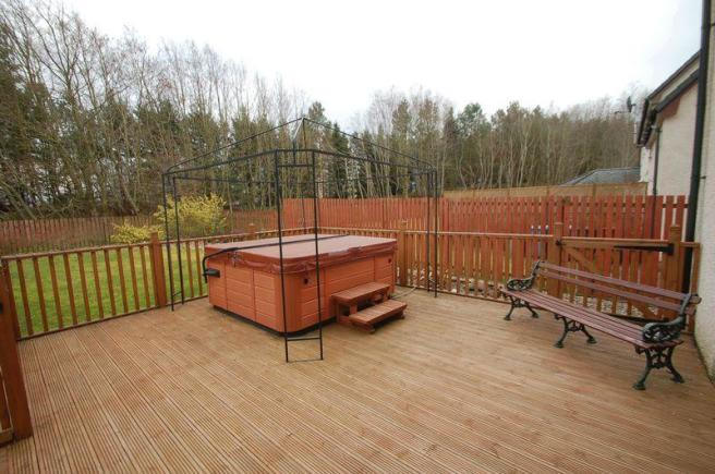 Decking Area