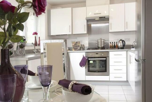 Maidstone 3 bedroom kitchen