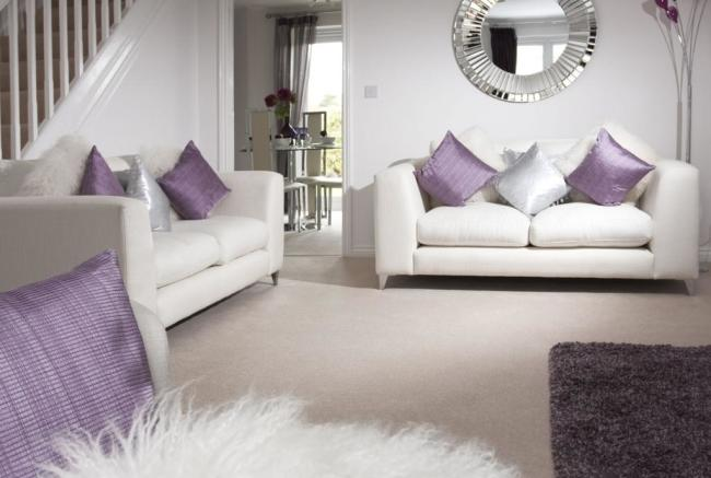 Maidstone 3 bedroom living room