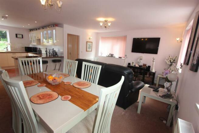 Open Plan Kitchen/Lounge/Diner