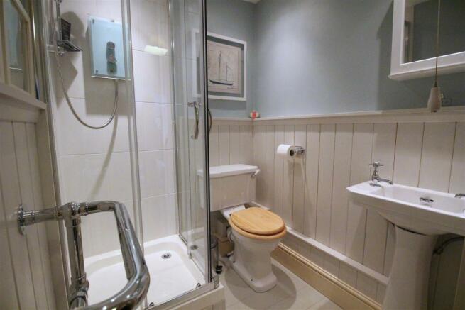 Ground Floor Shower Room