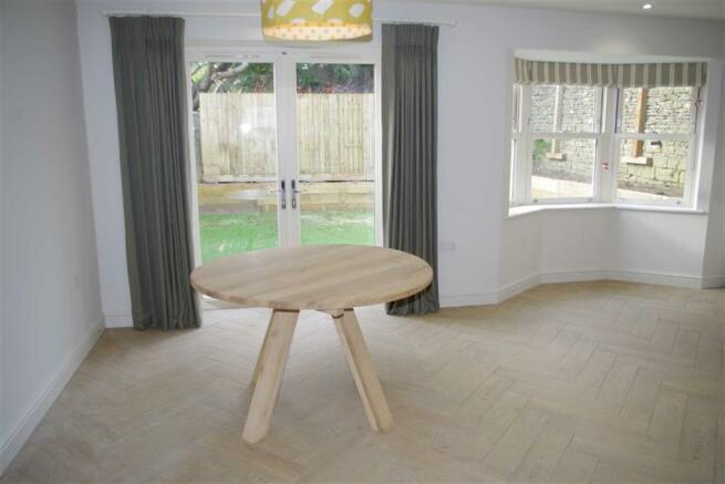 Kitchen/ Sitting/ Dining Room