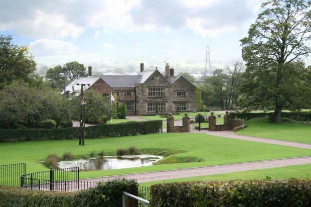 6 Bedroom Detached House For Sale In Osbaldeston Hall