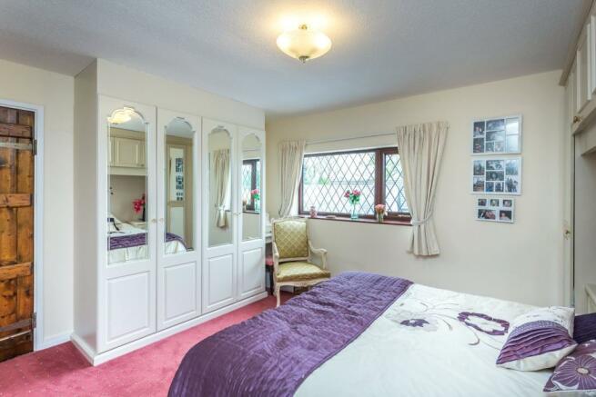 Bedroom 2 Wardrobes