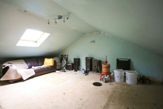 Space Above Garage