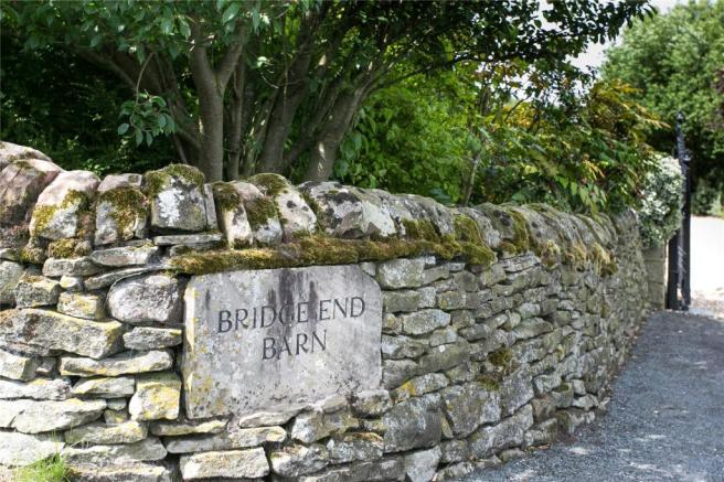 Bridge End Barn