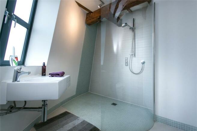 2nd Fl Shower Room