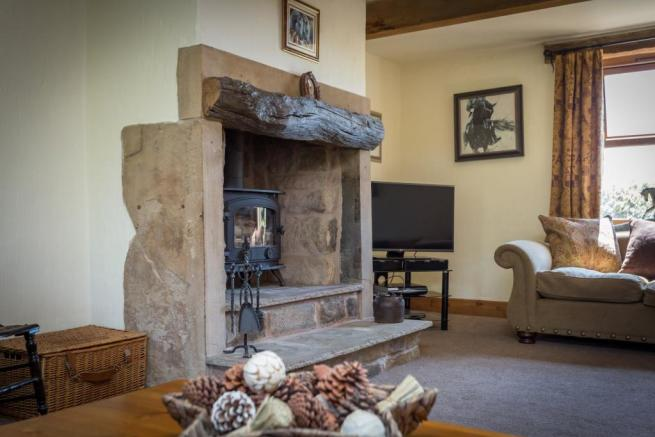 Wood Bruning Stove