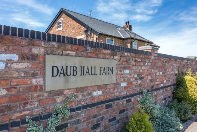 Daub Hall Farm