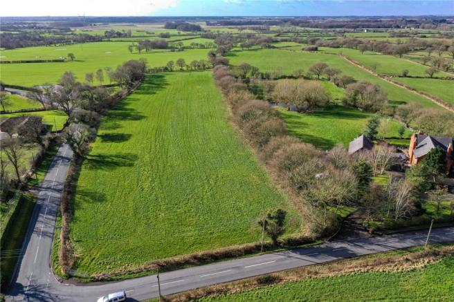 Land For Sale In Towngate, Eccleston, Chorley, Lancashire, PR7