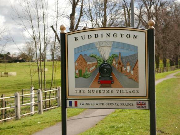 Welcome to Ruddington