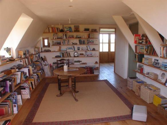 Library or Bedroom 4