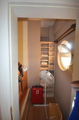 Dressing Area/Storag