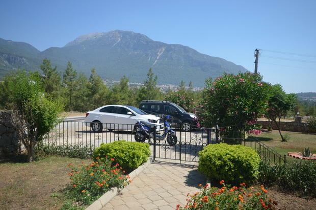 Site Parking Area
