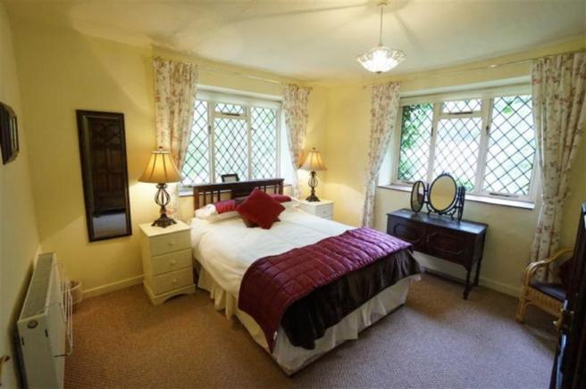 Bedroom No 2 with En-Suite: