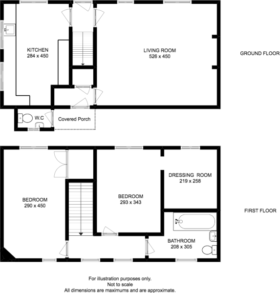 Little Cottage Floor